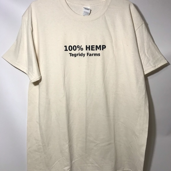 dec0903c Shirts | South Park 100 Hemp Tegridy Farms T Shirt L | Poshmark